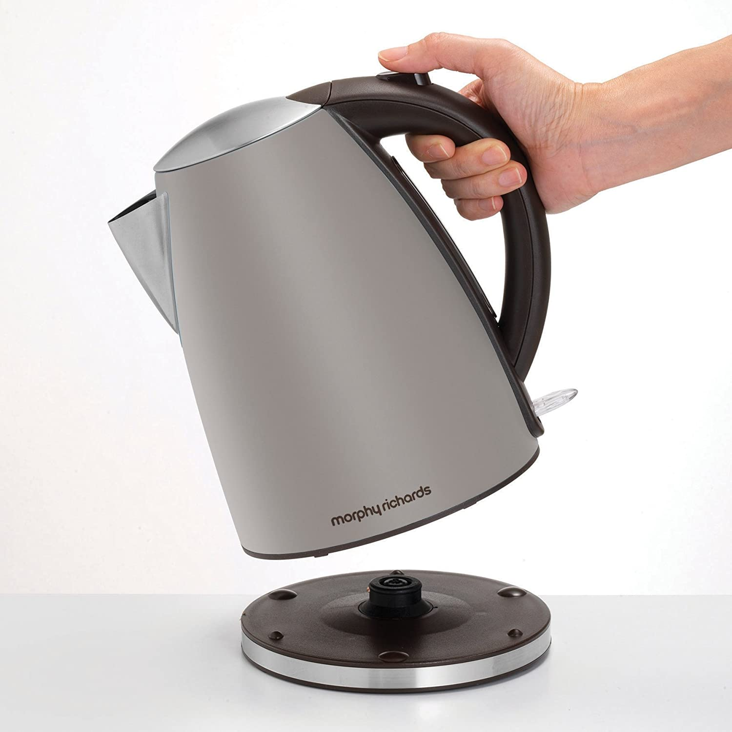5l accents range only electricals co uk small kitchen appliances - Morphy Richards 103004 Accents Jug Kettle Pebble Amazon Co Uk Kitchen Home