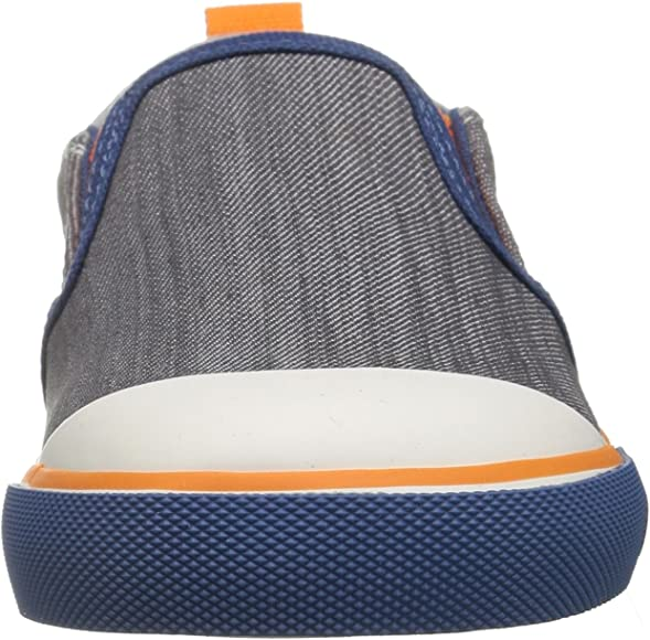 See Kai Run Boys' Slater Sneaker, Gray