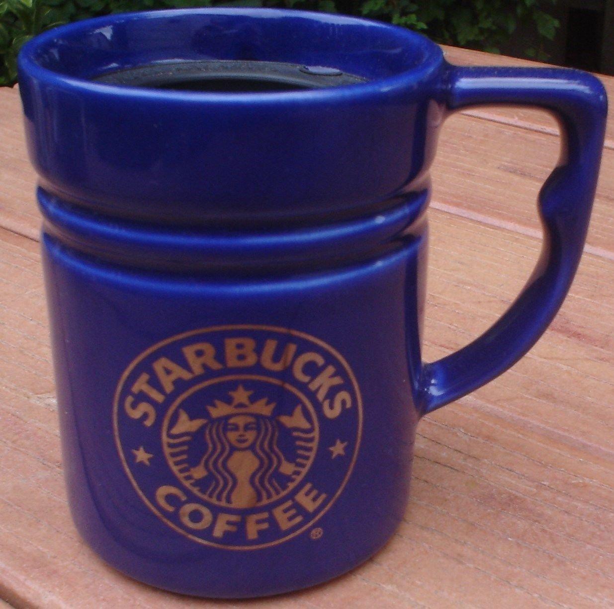 Travel Siren Starbucks Blue Master Oz Navy Mermaid Coffee 12 Ounce DH2EYW9I