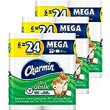 Charmin Ultra Gentle Toilet Paper, 18 Mega Rolls (Equal to 72 Regular Rolls)