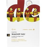 Magnet neu. Kursbuch-Arbeitsbuch. Con quaderno delle competenze. Per la Scuola media. Con CD Audio. Con e-book. Con espansione online: 2