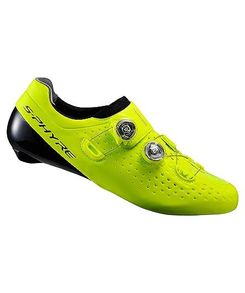 Zapatos amarillos Shimano para hombre J3O0z6lzG