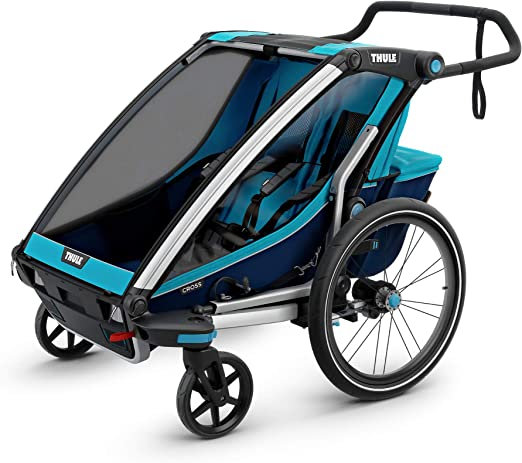 Thule Chariot Cross Multisport Trailer & Stroller - Best Protection