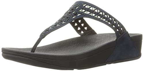 1ad7bf78b5b2b7 fitflop Women s Carmel Toe Post Flip Flop  Amazon.ca  Shoes   Handbags