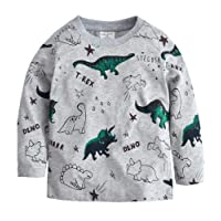 Little Hand Unisex Kids Boys Clothing Tops Pullover Sweaters Cartoon Long Sleeve t Shirts Jumpers Sweatshirt 1 2 3 4 5 6 Years