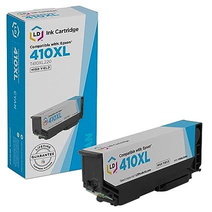 LD© REMANUFACTURADO Epson 410/410 X L/T410 X L220 alto ...