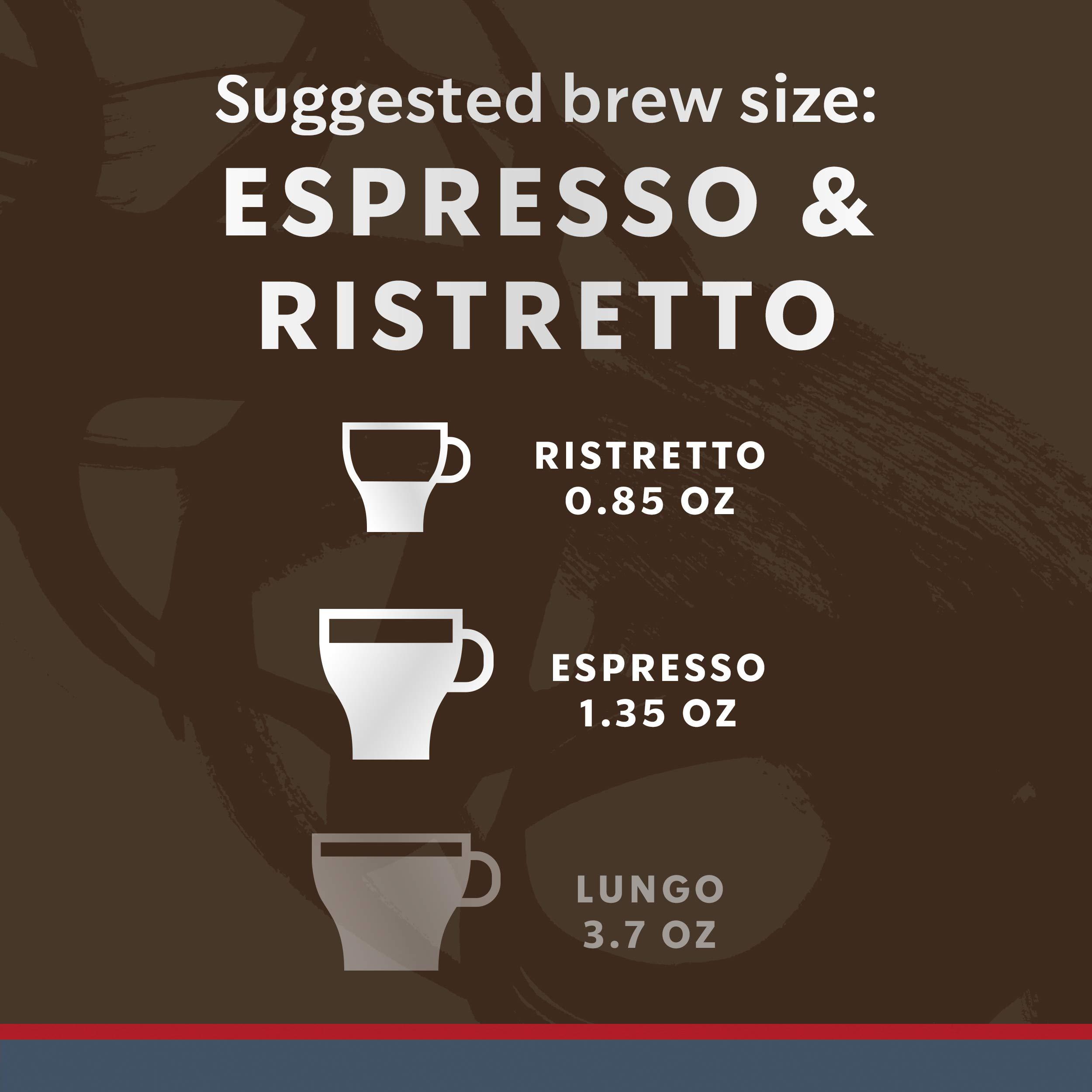 Starbucks by Nespresso, Decaf Espresso Dark Roast (50-count single serve capsules, compatible with Nespresso Original Line System) by Starbucks for Nespresso (Image #5)