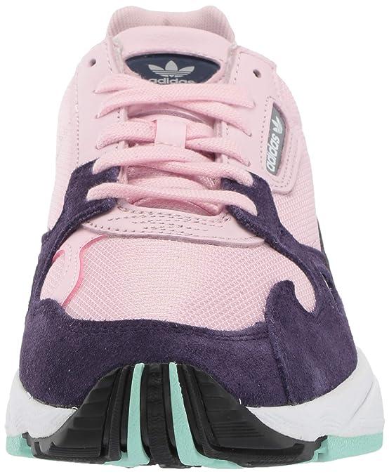 adidas Originals Damen Falcon Turnschuh, weißweiß, 42 EU