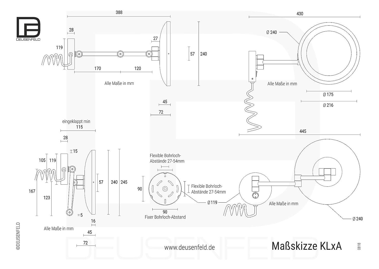 L/änge 320 mm FISCH Schlangenbohrer Schaft Durchmesser 12 mm sechskant 0084280320 Bohrer Durchmesser 28 mm