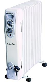 Orbegozo RA 2505 C Radiador de Aceite, 2500 W