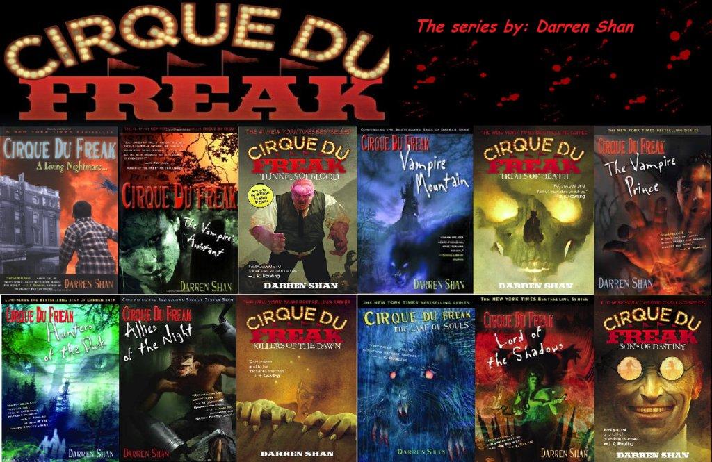 C du Freak Books