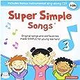 スーパー シンプル ソングス 3 第2版 CD 子ども 英語