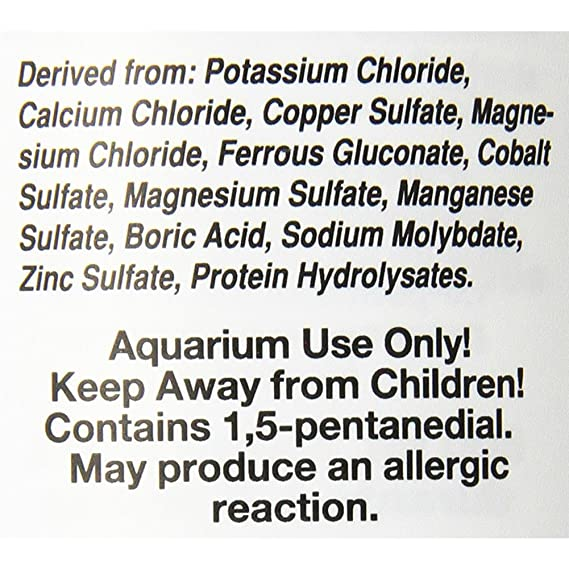 amazon com seachem flourish 1000ml 1000ml pet supplies