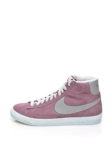 new arrival 1971e 87d85 Nike Blazer Mid Premium Vintage Purple Purple Purple Size  6
