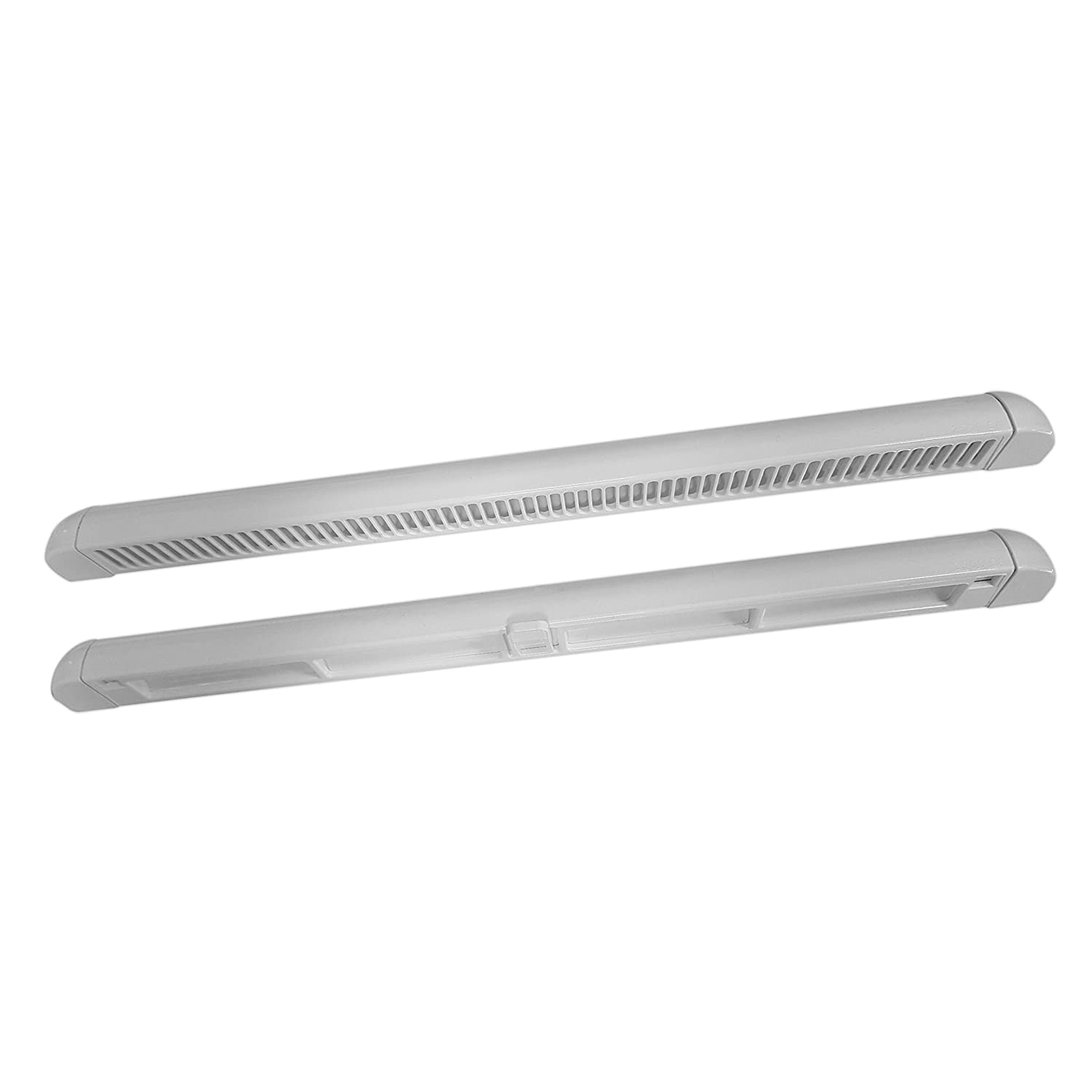pretty nice fbd69 ad409 Premium Trickle Slot Vent for uPVC Double Glazing Window - Reduces  Condensation White 400mm