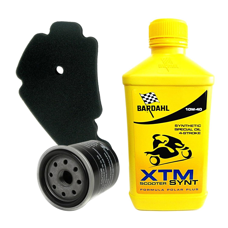 Bardahl XTM Scooter - Kit de mantenimiento con aceite ...