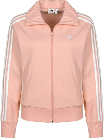 adidas Originals Track Top Jacke Damen Rosa