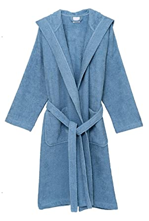 0f7ec66316 TowelSelections Men s Hooded Robe
