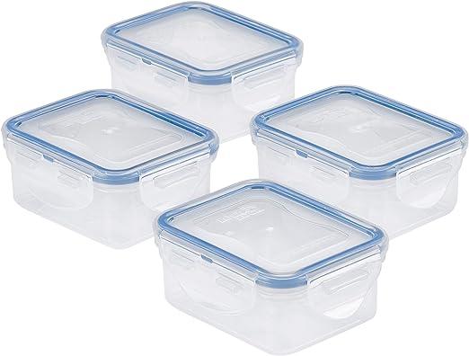 Pantry Organization 10-Piece Lock/&Lock Airtight Food Storage Container Set