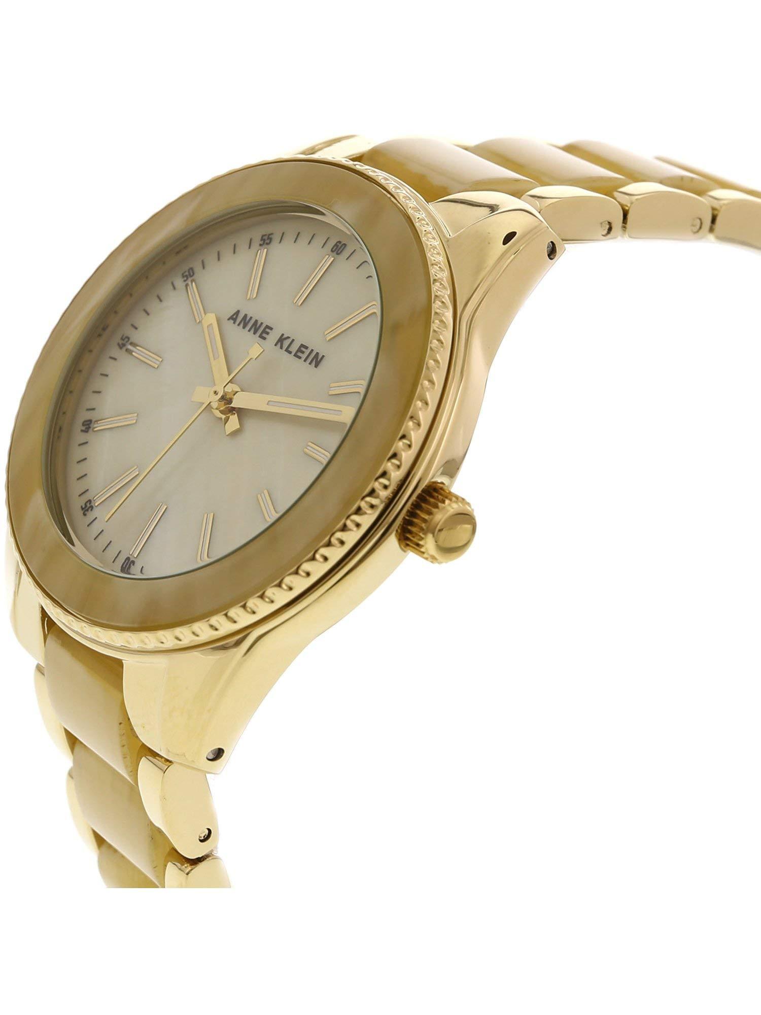 Anne-Klein-Womens-Resin-Bracelet-Watch