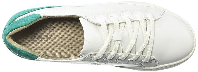 NaturalizerMorrison - Morrison Mujer, Blanco (Blanco/Verde), 36 EU W: Amazon.es: Zapatos y complementos
