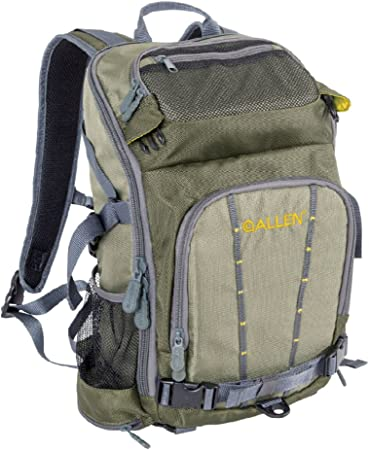 Allen Company Convertible Heavy-duty Fishing Backpack