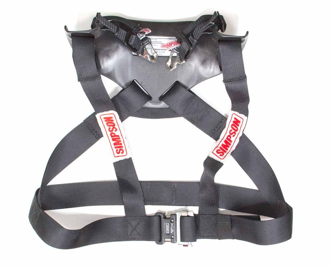 Simpson HS.LRG.11.PA.FIA Hybrid Sport Neck Support Tether