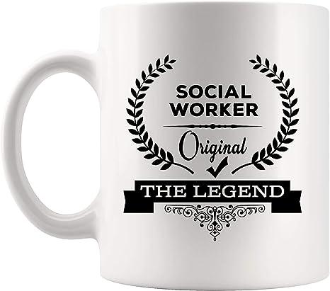 Social Worker Gift Social Worker Mug Social Worker Superpower Mug Gift