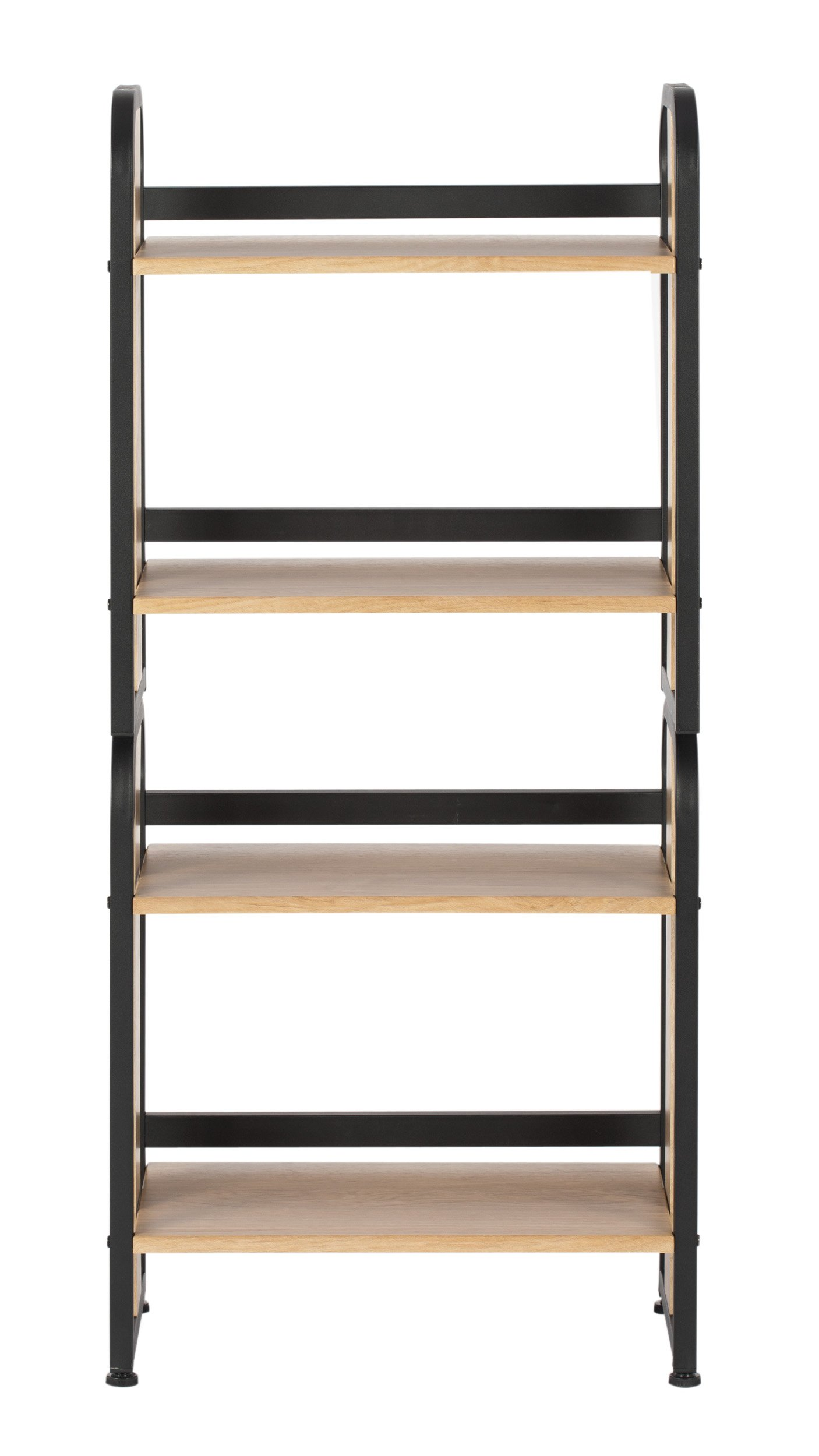 Calico Designs 51249 Modern Ashwood Stackable Bookshelf, Graphite Ashwood by Calico Designs (Image #2)