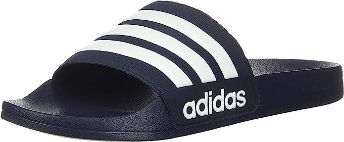 Adidas Men's Adilette Shower Slide Sandal   Amazon