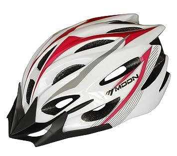 Moon casco multiuso para bicicleta de carretera y de montaña (MTB), diseño ligero