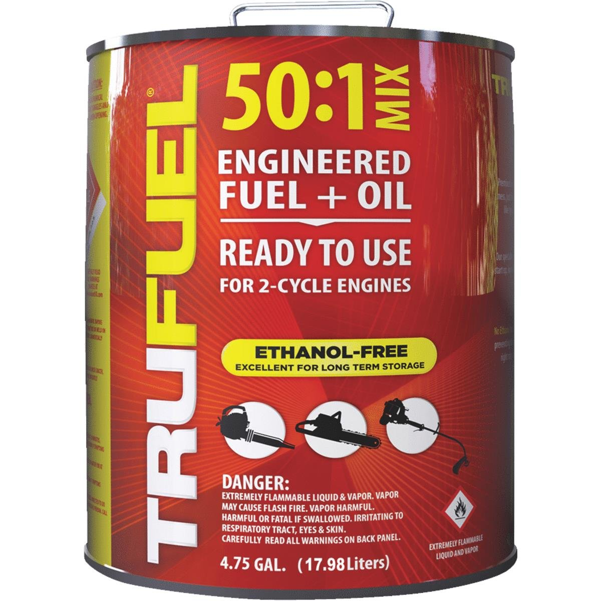 Arnold 4.75 GAL 50:1 Fuel/Oil