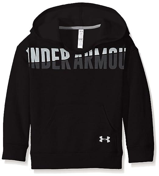 Under Armour Favorite Fleece Full Zip Sudadera Ni/ñas