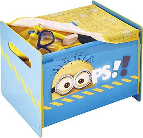 Disney Caja – Juguete Caja – Juguete – cosytime Toybox con diseño ...