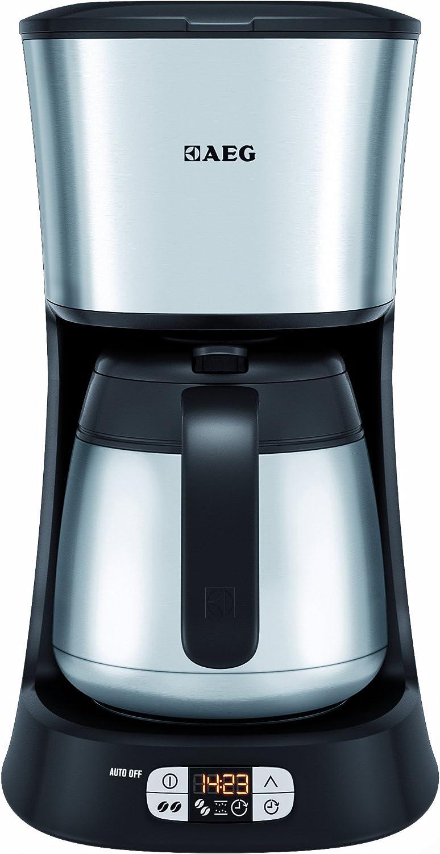 AEG ErgoSense KF 5265 - Cafetera eléctrica (recipiente térmico de ...