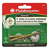 Fluidmaster 7111 Universal 3-Inch Bowl to Floor