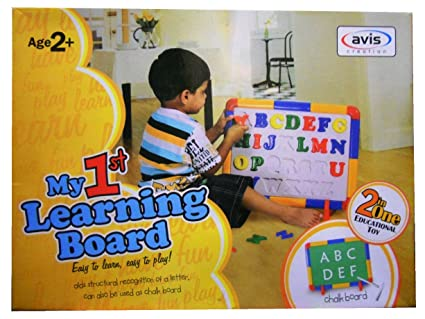 Educational Toys Age 2 : Buy avis my 1st learning board age 2 online at low prices in india