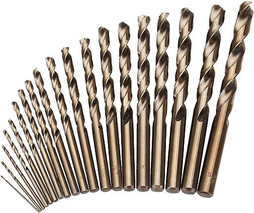 Foret m/étal foret h/élico/ïdal HSS-Co DIN 338/HSS Cobalt alliage 1 tailles 13/mm