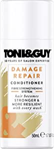Toni & Guy Damage Repair Conditioner for Damaged Hair, 50ml