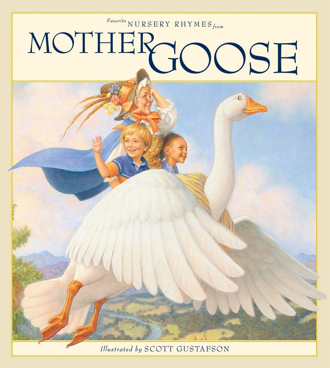 Download Favorite Nursery Rhymes from Mother Goose pdf