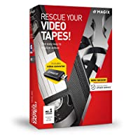 MAGIX Rescue your Videotapes! – Version 9 – Digitizing video cassettes made easy