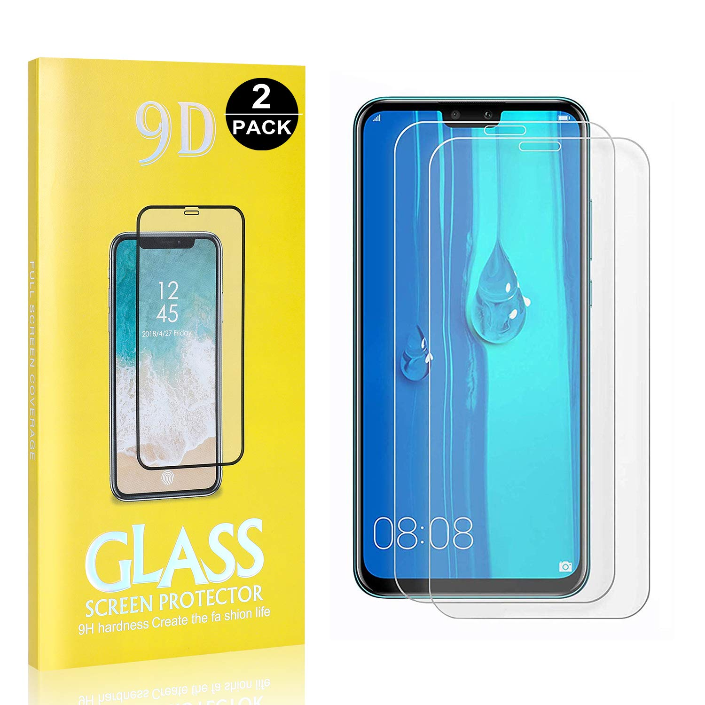 Anti-Scratch UNEXTATI Screen Protector for Apple iPhone 7 // iPhone 8 Tempered Glass Film 9H HD 1 Pack Anti-Fingerprint