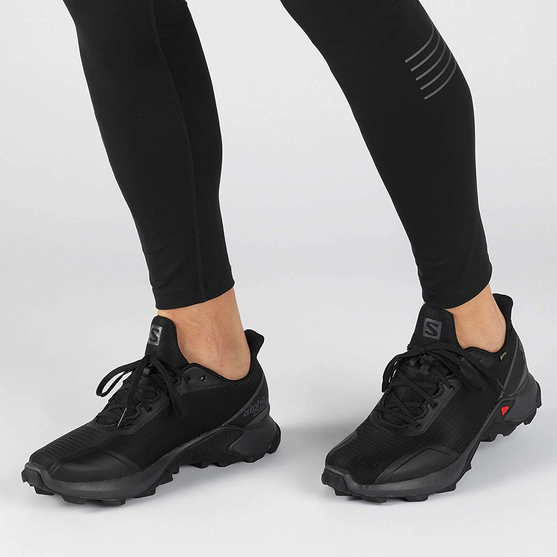 Salomon Womens Alphacross W Trail Running Shoe