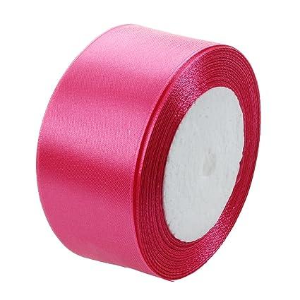 Amazon Com Ribbon Wedding 40mm 25 Yards Satin Ribbon