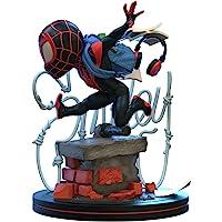 QMx Miles Morales Spider-Man Q-Fig Elite Diorama