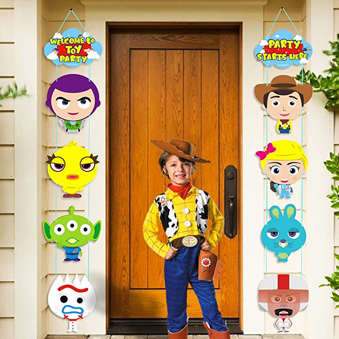 The Best Toy Story Party Food