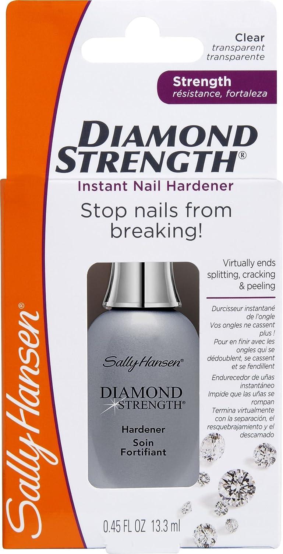 Sally Hansen Diamond Strength - Sofort-Nagelhärter, 1er Pack (1 x 13 ...