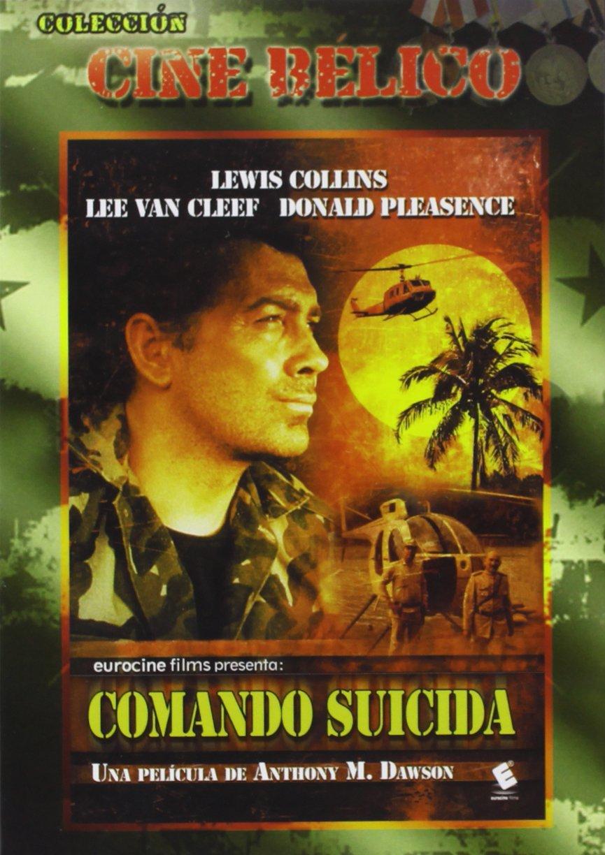 Comando suicida [DVD]: Amazon.es: Lewia Collins, Lee Van ...