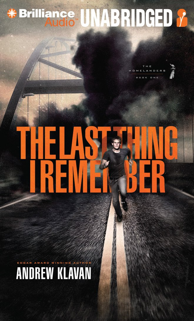 Download The Last Thing I Remember (The Homelanders) pdf