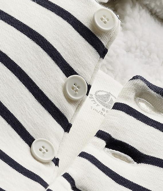 Schnizler Pumphose Fleece Maritim Mit Strickbund Pantalon Mixte b/éb/é